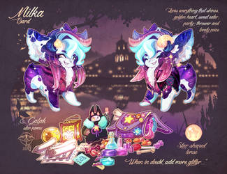 Milka and Galak by giz-art