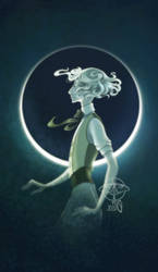 Phobos by giz-art