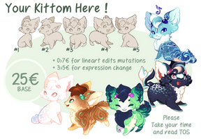 Your Kittom Here - [OPEN]
