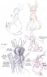 Okhong - Lhuan sketchs
