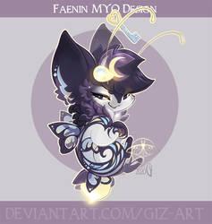MYO Faenin design - Dark Fey