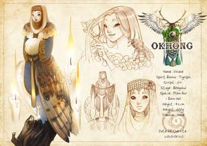 Okhong - Viviane - Barn owl cert