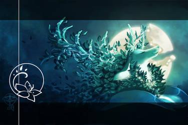 The Tree of Life - Luna - Fanart