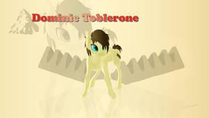Dominic Toblerone