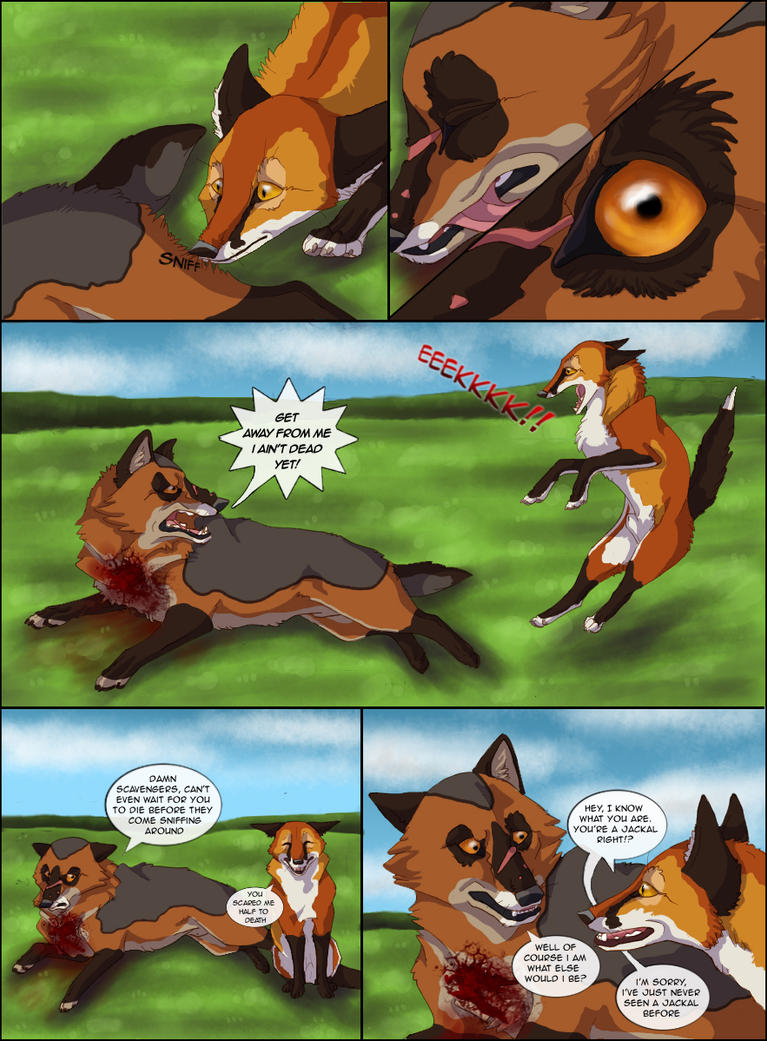 The Last Jackals - Page 009 by Urban-Mongoose
