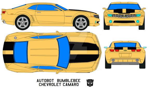 tf bumblebee template by bluefeatherarchangel on deviantart