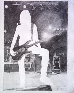 Ricky Horror Drawing Minus Ricky by Infamouscatforce