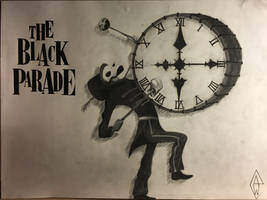 Drummer Of The Black Parade