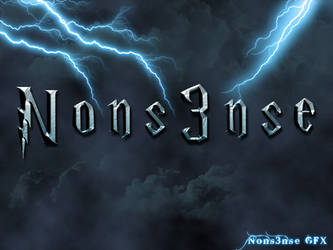Nons3nse- Harry Potter by TheNons3nse