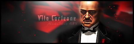Vito Corleone sig by TheNons3nse