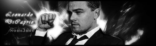 Leonardo DiCaprio sig by TheNons3nse