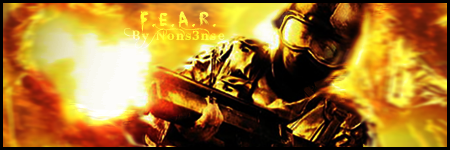 F.E.A.R. sig by TheNons3nse