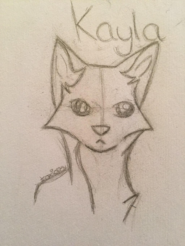 Kayla  by FoxAutumn