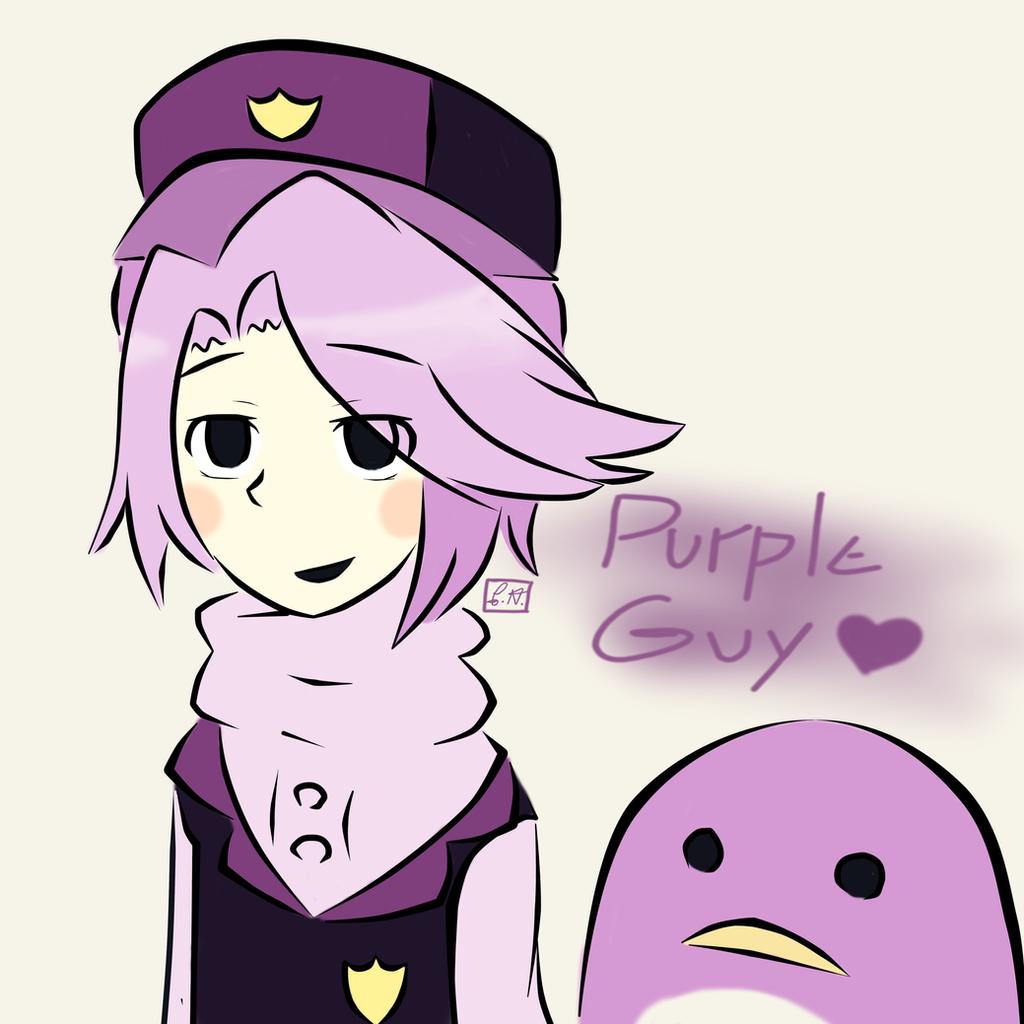 Purple guy vincent fnaf by ceceleathenoob on deviantart