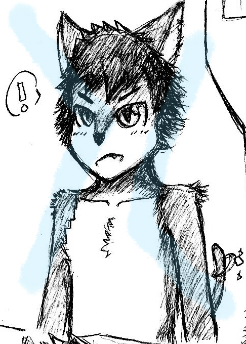 Shota Furry by Kanamichi-Kun