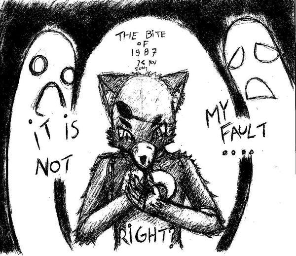 The Bite Of 1987 by Kanamichi-Kun