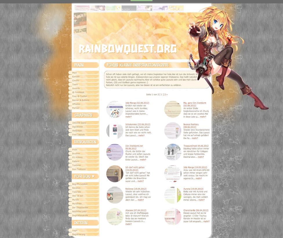 rainbowquest.layout.o6 by CarolineFoxy