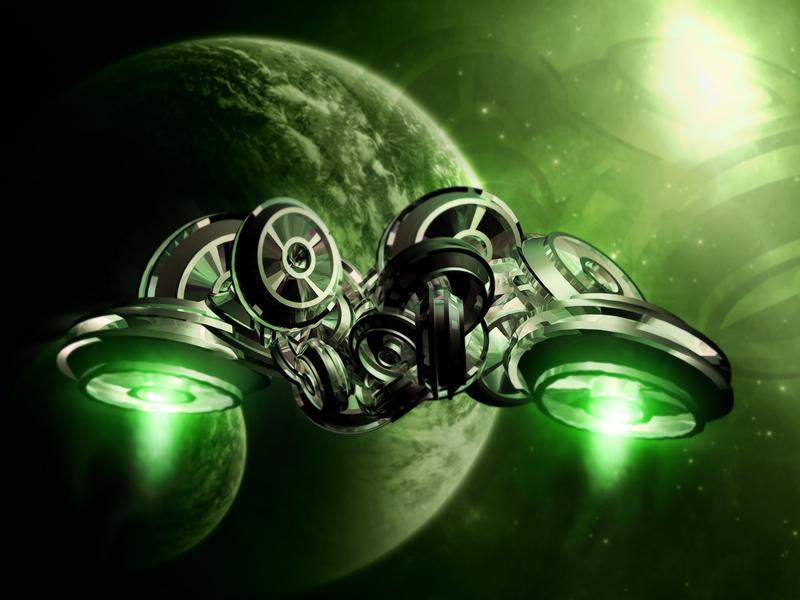 Spaceship by Debugg3r