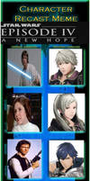 Star Wars Episode IV Recast 2.0