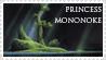 Princess Mononoke by TopazDragon19