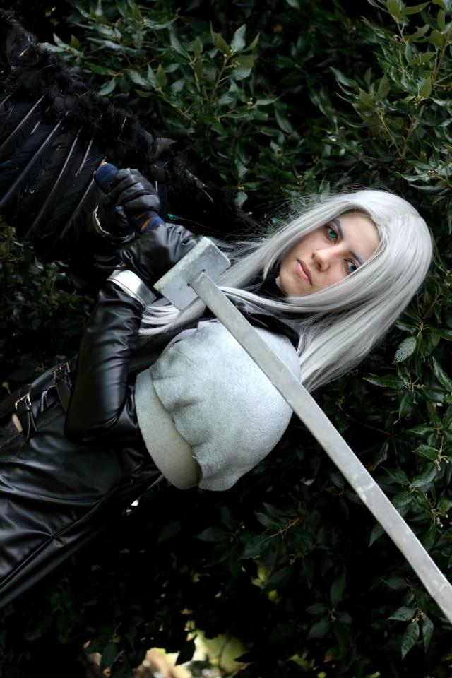 Sephiroth 'Prince de l'Exil' by Hirako-f-w