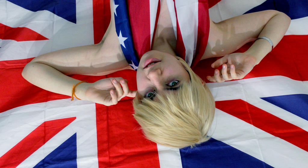 HETALIA England 'My London Bridge' by Hirako-f-w