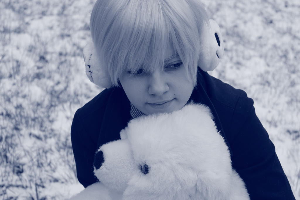 Hetalia Casual Finland 'Stole your bear Canada !' by Hirako-f-w