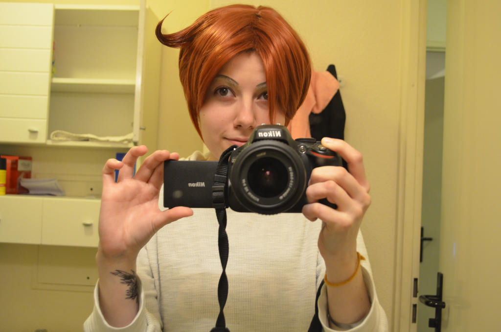 AXIS POWER HETALIA - Italia Wig WIP by Hirako-f-w