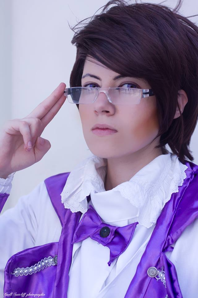 Hetalia Austria 'Moonlight Sonata' by Hirako-f-w