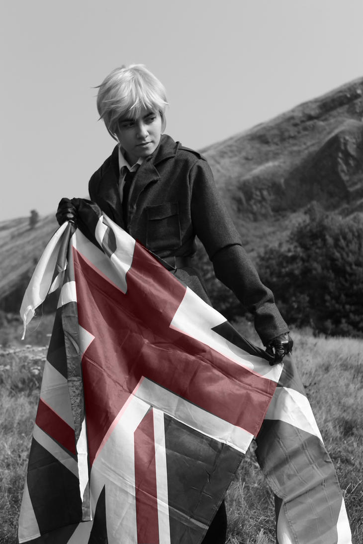 Hetalia UK England 'The War is Won' by Hirako-f-w