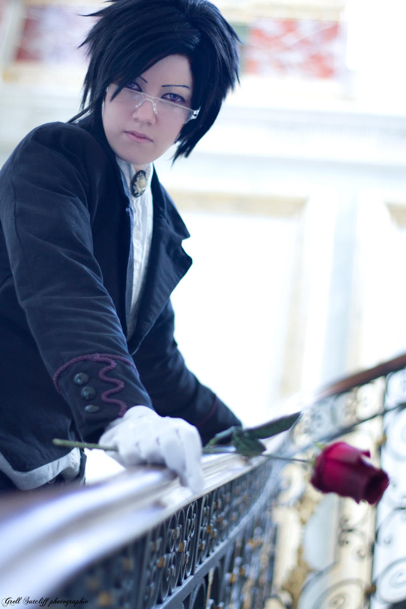 Claude Faustus 'The truth beneath the rose' by Hirako-f-w
