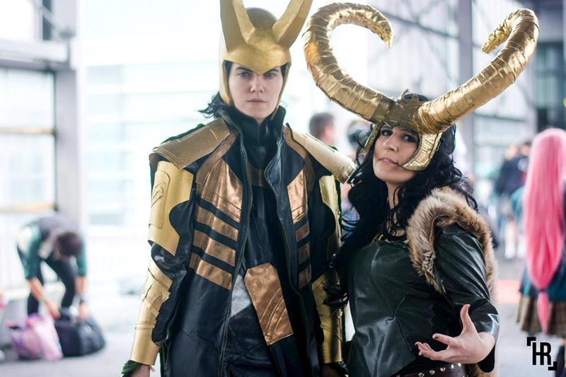 MARVEL Thor Loki 'See us in a crown.' by Hirako-f-w