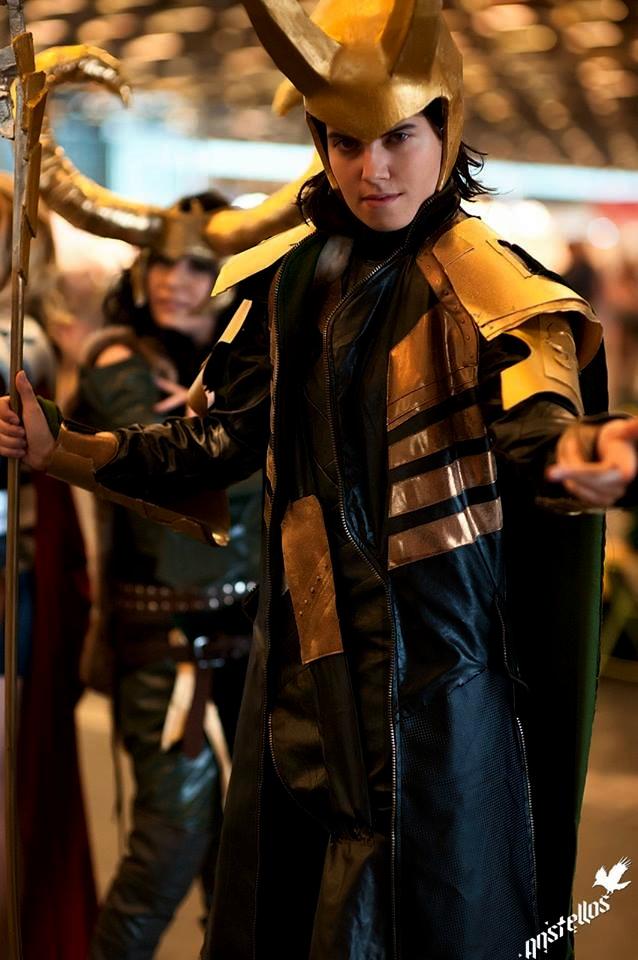 MARVEL Thor Loki 'Meet Your Master' by Hirako-f-w