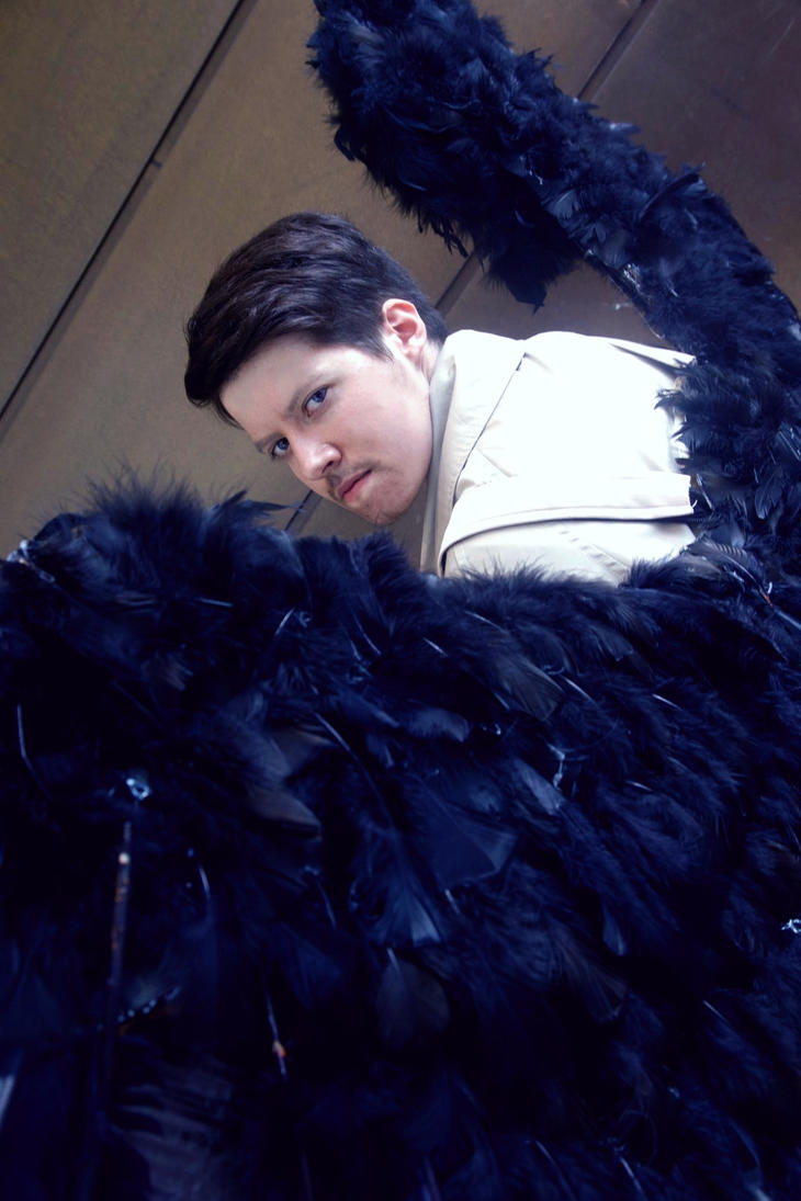 Supernatural - Castiel 'Fair Game' by Hirako-f-w