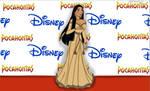 Pocahontas Red Carpet