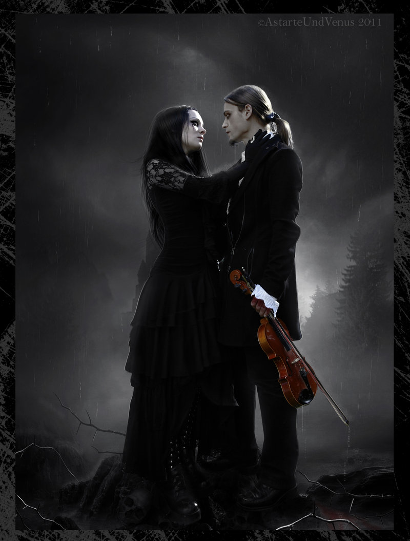 gothic love by DenysRoqueDesign on DeviantArt