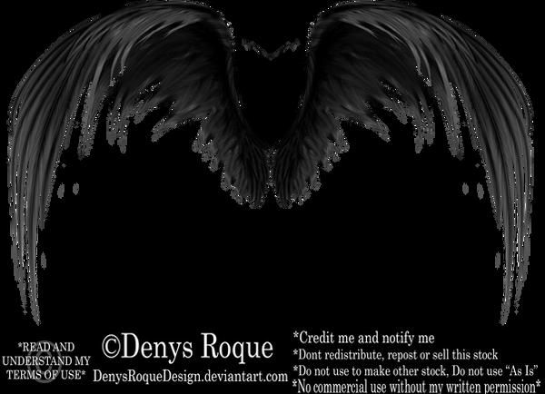 Alas de demonio by DenysRoqueDesign by DenysRoqueDesign on DeviantArt