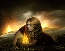 Firebender by DenysDigitalArtwork