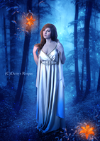 Magic Lilly by DenysDigitalArtwork
