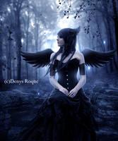 Tears Of an angel by DenysDigitalArtwork