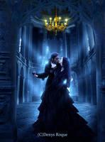 Romance Gotico by DenysDigitalArtwork