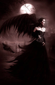 La Dama Cuervo