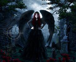 Mirum Angelum by DenysDigitalArtwork