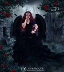 ANGEL DE LA MUERTE by DenysDigitalArtwork