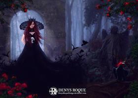 CURVUS URSULA by DenysDigitalArtwork