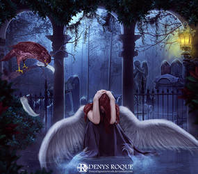 The angel who lost her faith