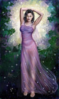 La Belle Dame Sans Merci by gothika248