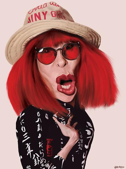 Rita Lee by manohead
