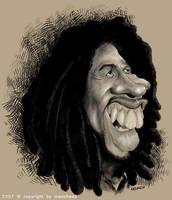 Bob Marley - The legend by manohead