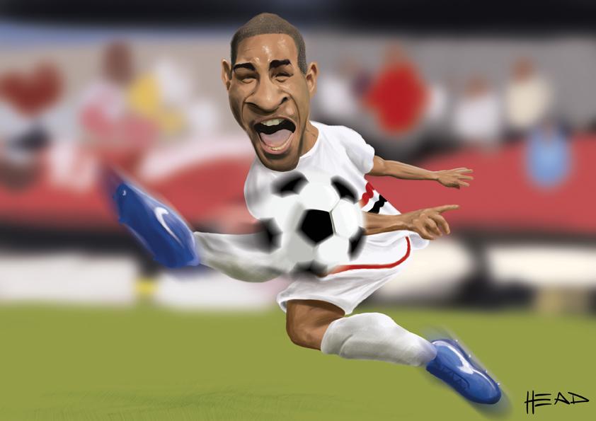 Caricaturas de Jugadores de Futbol - Taringa!